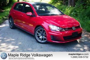 2015 Volkswagen Golf GTI 5-Door Autobahn