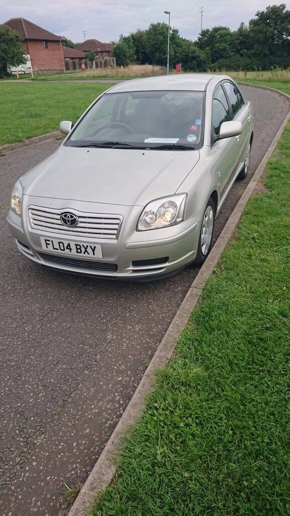 Toyota Avensis for sale!