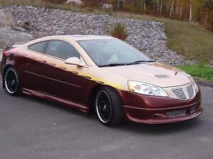 2006 Pontiac G6 Custom Coupe (2 door) (showcar)