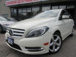 2014 Mercedes-Benz B-Class 250-Sports Tourer-LEATHER-CAMERA-PANO
