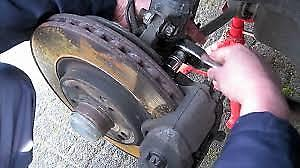 Mobile Brake Service, Save Time and Money