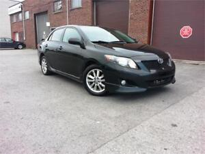 2009 Toyota Corolla S MAGS/CRUISE CONTROL/GROUPE ELEC/ A/C
