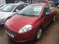 Fiat punto 1.2 2006 5 dr new shape bargain