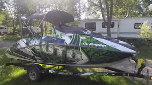 Bateau sea doo challenger 180 2008 215 Hp supercharged