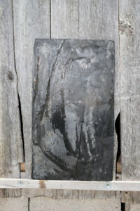 Roof Slate from house built in the 1830's