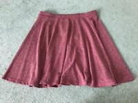 *Brand new with tags* Ladies Burgundy Matalan Skirt ~ Size 12