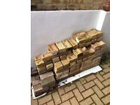 Bricks for sale (approx 100) - collection asap from London N10