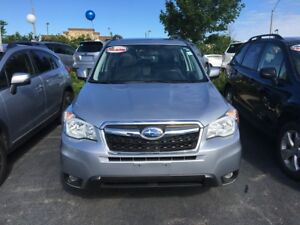 2014 Subaru Forester 2.5i Limited Package Amazing trade in!