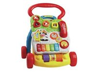 vtech First Steps Baby Walker £15
