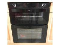New world NW701G Black Built Under Gas Oven & Grill