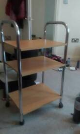 FREE TV Trolley stand