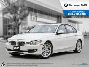 2013 BMW 3 Series 335i Xdrive Navigation! Premium Package!