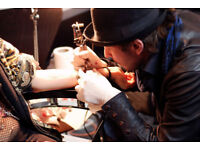 tattoo, tattoo in London - home visits starts form 25£