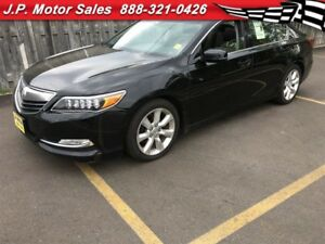 2014 Acura RLX Leather, Heated Seats, Back Up Camera, 38, 000Km
