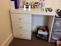 Table Desk white