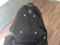 Yamaha MT-07 Hepco and Becker Luggage Rack