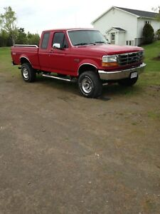 1994 ford xlt extended cab