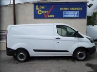Ford Transit Custom 290 Lr P/V Panel Van 2.2