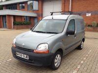 Renault kangoo van - 1.2 petrol - £675