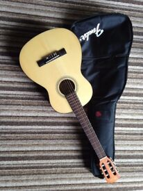 Fender child's guitar - perfect condition