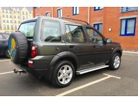 LANDROVER FREELANDER 2.0 TD4 HSE AUTO - TOP SPEC, SAT NAV, LEATHER, NEW MOT