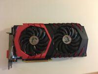 MSI 1060 GTX 6 GB