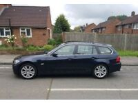 BMW 330D SPORT SE TOURING 230BHP AUTO FULL MAIN DEALER HISTORY LEATHER ALLOYS CRUISE MSPORT M LOOKS