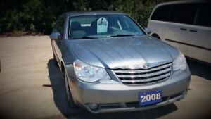 2008 Chrysler Sebring Touring $4450 Certified and etested