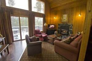 Banff Gate Mountain Resort Chalets REDUCED from $6500
