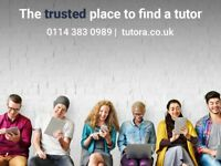 Looking for a Tutor in Sheffield? 900+ Tutors - Maths,English,Science,Biology,Chemistry,Physics