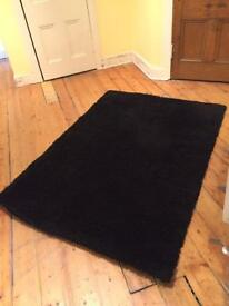 Deep pile rug