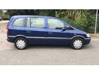 2004 Vauxhall Zafira 1.6 club