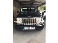 JEEP CHEROKEE LIMITED AUTOMATIC DIESEL LONG MOT MAY 2018 SOFT OPEN TOP