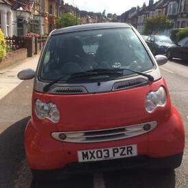 Smart car 2003