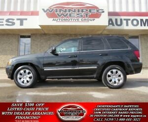 2008 Jeep Grand Cherokee LIMITED DIESEL 4X4, ALL OPTIONS, 1 OWNE