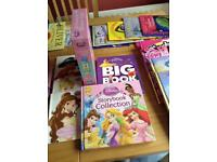 Books for children aged 3-7 years old