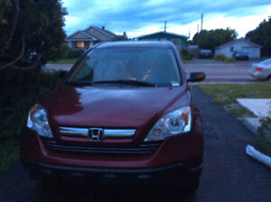 Honda CR-V 2007 very clean no rust
