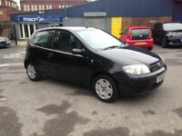 2005 FIAT PUNTO 1.2 - LONG M.O.T - ONLY 74'000 MILES