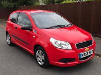 CHEVROLET AVEO - 2009 - UNRECORDED DAMAGE - STILL STARTS AND DRIVES - PX WELCOME