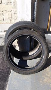 Michelin Pilot Power Motorcycle tires Suzuki GSXR