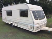 Avondale Wenlock 4 berth year 1998 Caravan