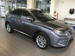 2015 RX 350 Touring-One owner local trade-Fully Dealer Serviced