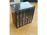 Star Trek movies 1-8 VHS boxset