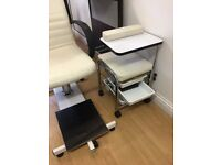 Pedicure chair and unit in good condition for SALE / £70 or BEST OFFER