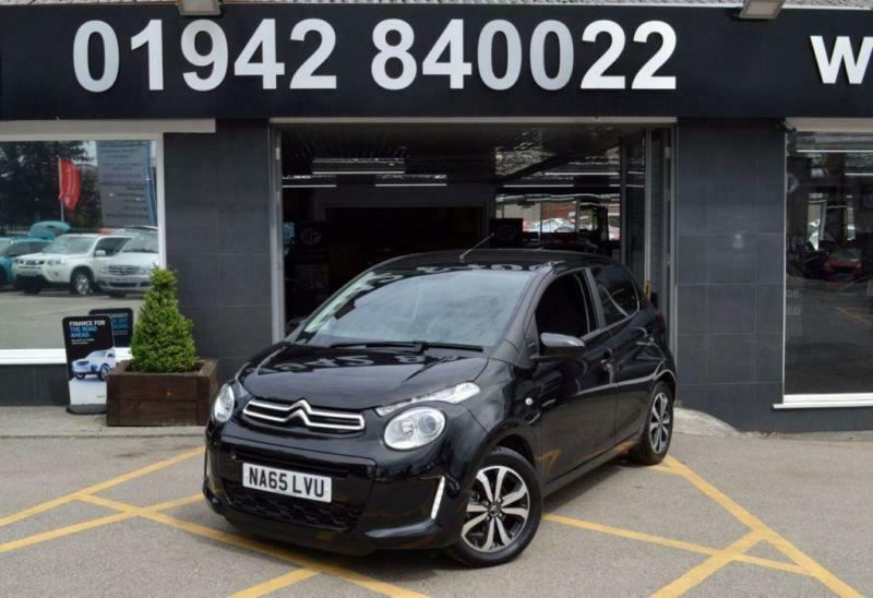 2015 65 CITROEN C1 1.2 PURETECH FLAIR 5D 82 BHP 5DR ECO HATCH,1 OWNER,1600M FCSH