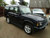 2004 Land Rover Discovery 2.5Td5 ( 7st ) Landmark ( 82000 MILES )