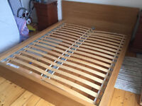 IKEA MALM double bed for sale (160x200)