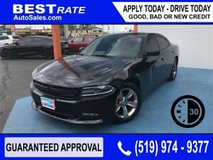 DODGE CHARGER SXT - APPROVED IN 30 MINUTES! - ANY CREDIT LOANS