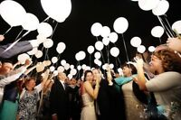 Light up Balloons SUPER SALE WEDDINGS/SPECIAL EVENTS etc