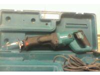 MAKITA JR3050T RECIPROCATING SAW 240V